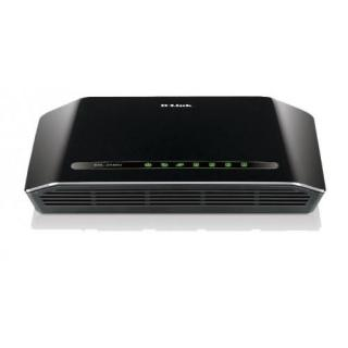 Modem ADSL D-Link DSL-2540U 4PORT ETHERNET ROUTER thumbnail
