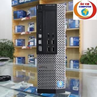 Thùng Đồng Bộ Dell Optiplex 990 (Core i3 2100 4G SSD 240G ), Tặng USB Wifi , Bàn di chuột , Bảo hành 02 năm - Hàng Nhập Khẩu thumbnail
