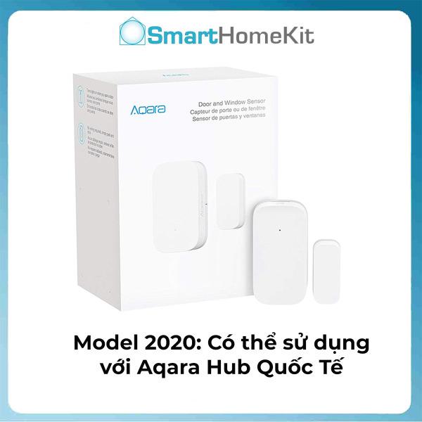 [Quốc Tế] Cảm biến cửa Aqara Door Sensor tương thích Apple homekit, Aqara Home, Google Home