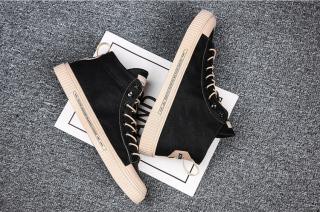 Giày cao cổ nam đen - Giày thể thao nam cao cổ GC310 Giày nam siêu Hot 2020 thumbnail
