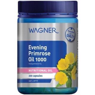 [ Hàng Chính hãng ] Viên uống tinh dầu hoa anh thảo Wagner Evening Primrose Oil Úc thumbnail
