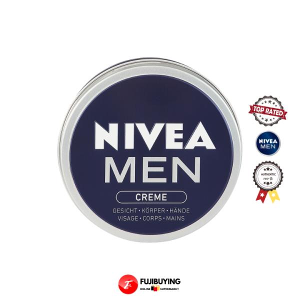 Kem dưỡng ẩm chuyên sâu NIVEA MEN cho NAM - NIVEA MEN CREME, 150ml giá rẻ