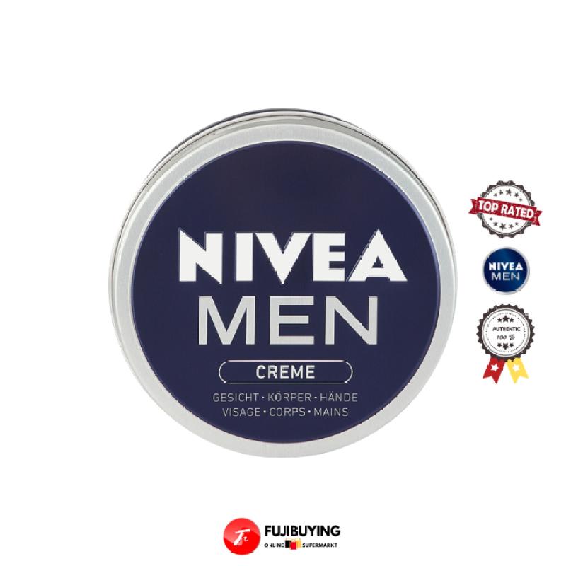 Kem dưỡng ẩm chuyên sâu NIVEA MEN cho NAM - NIVEA MEN CREME, 150ml
