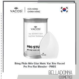 Bông Phấn Nền Giọt Nước Vạt Xéo Vacosi Prs Pro Flat Blender - Ph02 thumbnail