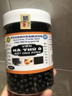 500gr Hà thủ ô tẩm mật ong nguyên chất -giúp giảm rụng tóc, đẹp da -dễ ăn vô cùng, có ATTP thumbnail