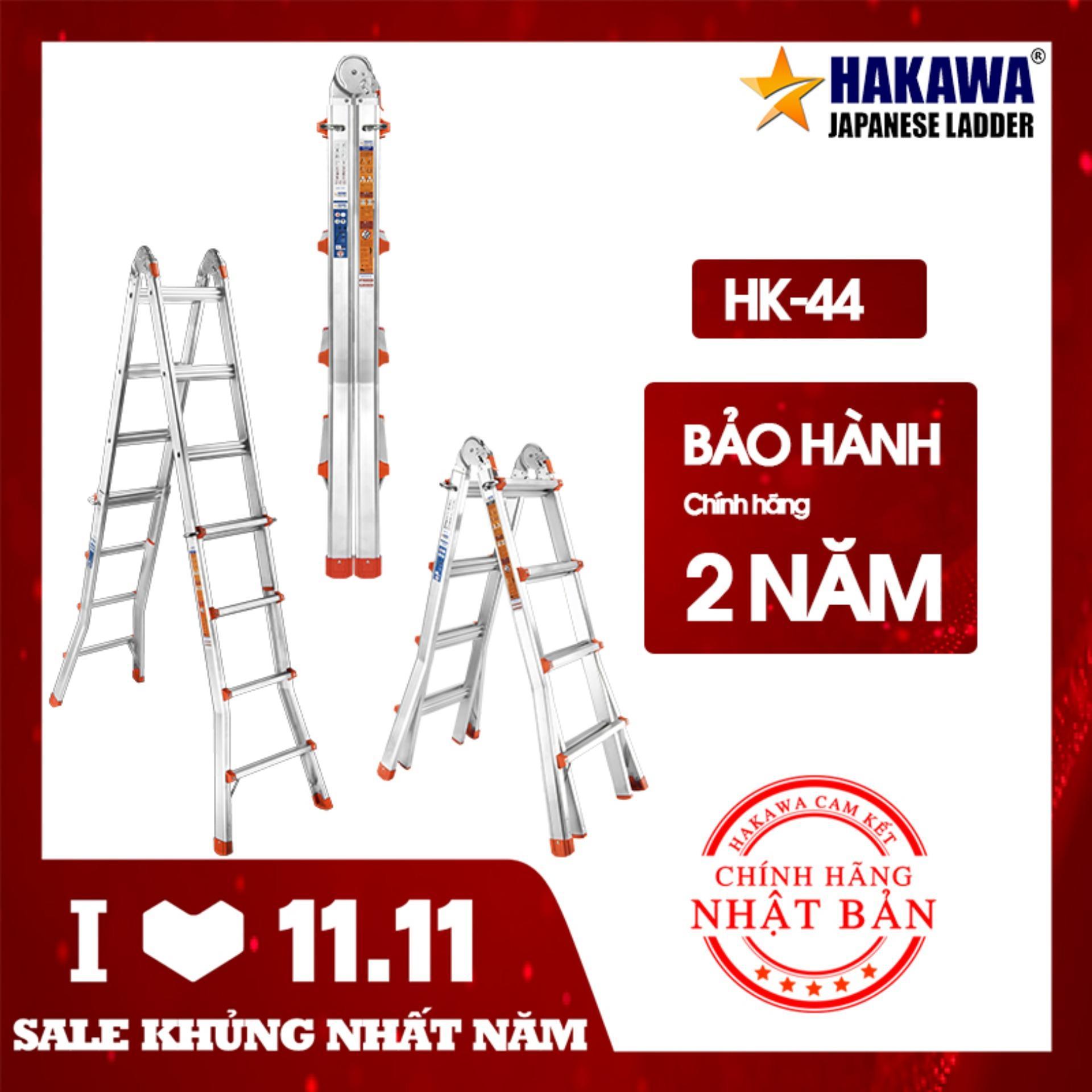THANG NHÔM TRƯỢT NHẬT BẢN - HAKAWA HK 44 - PHÂN PHỐI CHÍNH HÃNG