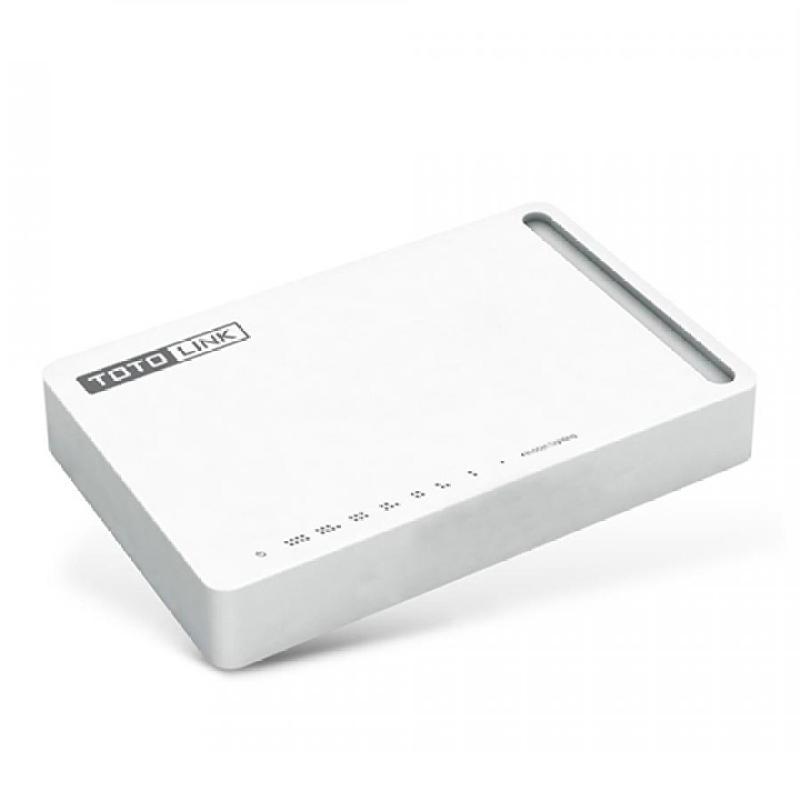 Bảng giá Bộ chia mạng 5 cổng TotoLink S505 Switch 5 port 10/100MMbps Phong Vũ