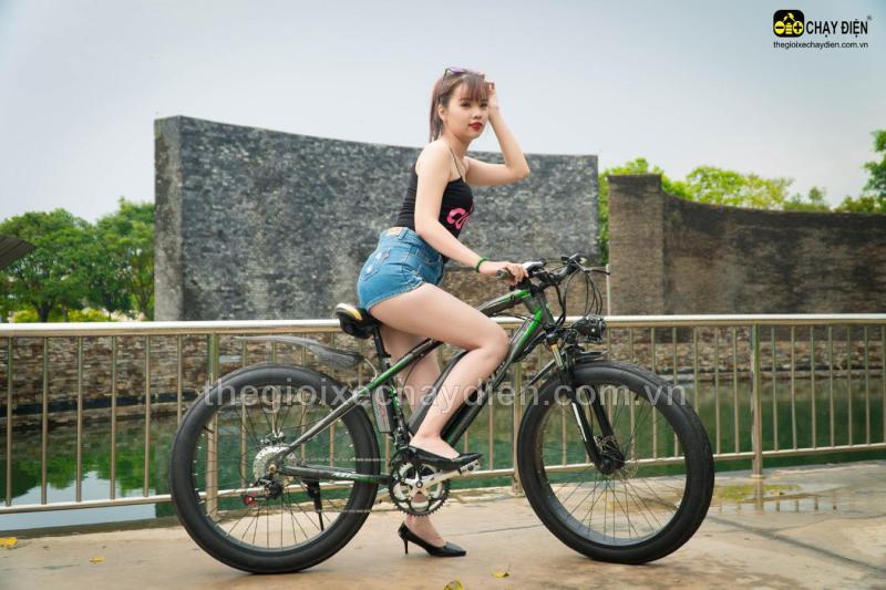 Mua XE ĐẠP ĐIỆN BMX AZI HERO