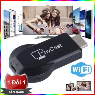 HDMI không dây Anycast MX18 PLUS Full HD 1080P - HDMI không dây hỗ trợ 3G 4G 5G WIFI - Thiết bị phát tín hiệu HDMI không dây Anycast MX 18 thumbnail