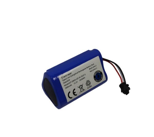 Pin robot hút bụi ecovacs SLIM 2 DB35 TCR360 D36A D36B DA611 D36C