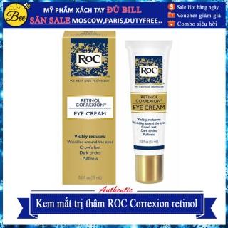 Kem dưỡng mắt Roc Retinol Correxion 15ml (Bill US) thumbnail