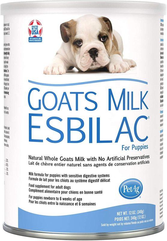 Sữa dê NGUYÊN CHẤT dạng bột Esbilac [340gr] - CAM KẾT hàng USA (HOÀN TIỀN GẤP ĐÔI nếu không đúng)
