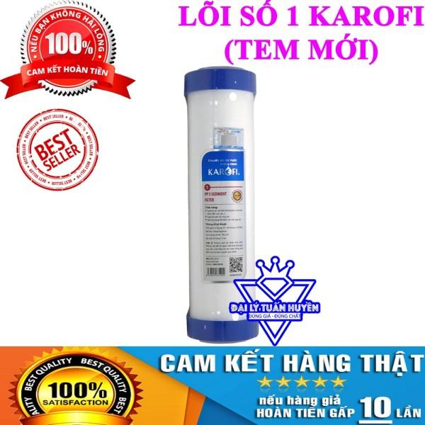 Bảng giá Lõi số 1 Karofi - Thay được cho tất cả các loại máy lọc nước RO Điện máy Pico