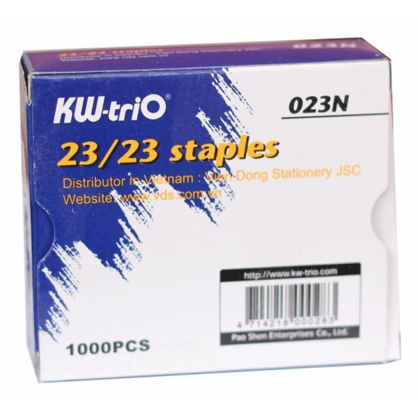 Mua Kim bấm thương hiệu KW-Trio đủ size từ 23/6 đến 23/23