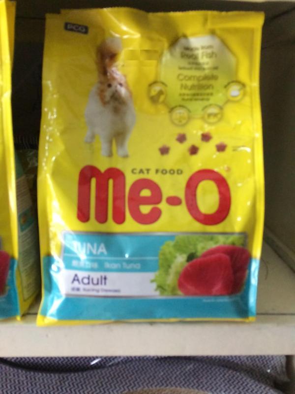Thức ăn cho mèo trưởng thành vị cá ngừ Meo Tuna bao 1.2kg