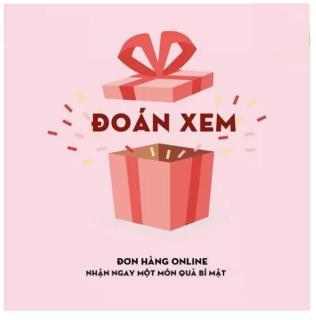 Hộp quà bí ẩn - Dành riêng cho khách hàng VIP mua hàng tại Laptop Ancom (Hàng thời Trang) thumbnail