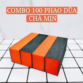 PHAO DŨA MÓNG CHÀ MỊN (BUFFER CAM) - CHUYÊN DỤNG CHO DÂN LÀM MÓNG thumbnail