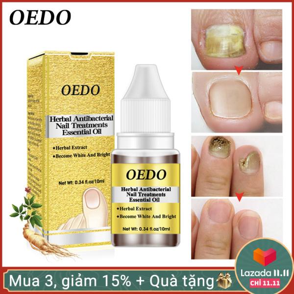 OEDO Thảo Dược Điều trị móng tay kháng khuẩn tinh dầu chiết xuất thảo dược Nấm móng nghệ thuật dụng cụ sửa chữa chăm sóc móng chân cải thiện nhiễm trùng
