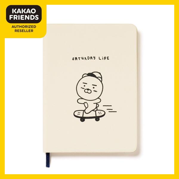 Sổ Nhật Ký Ryan F10735 - Kakao Friends - Sổ ghi chép cute dễ thương