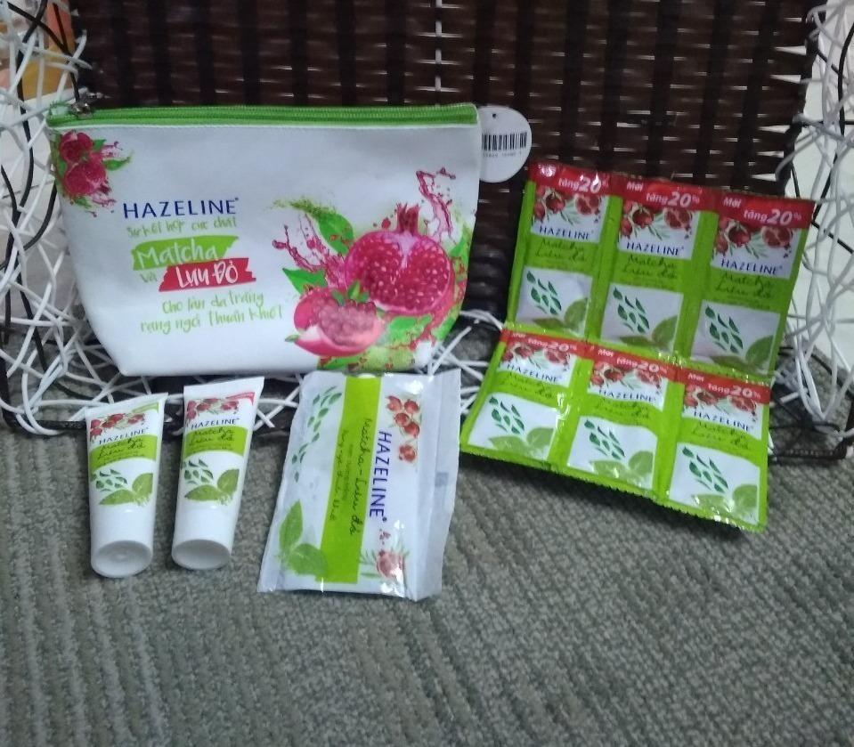 Bộ kit dưỡng trắng da gồm 5 sản phẩm siêu tiết kiệm