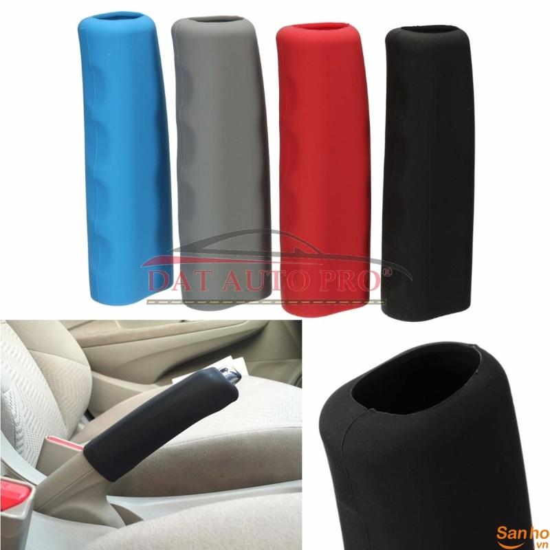 Bọc silicon bảo vệ phanh tay xe hơi.