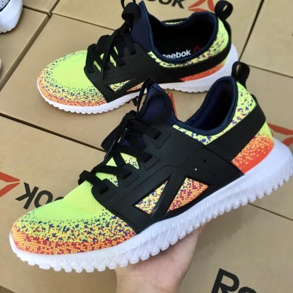 Giày sneaker nam thể thao chạy bộ để cao su cao cấp Reebok running ride 2.0 . 2 giá rẻ