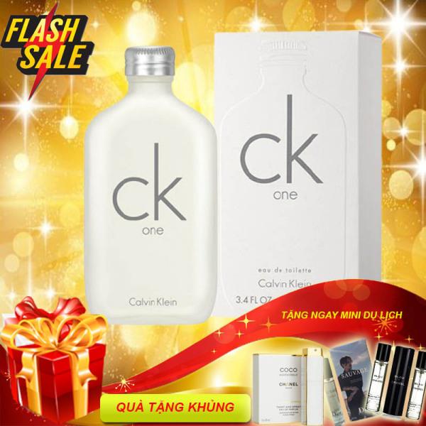Nước hoa Calvin Klein, Nước hoa Calvin Klein Unisex, Calvin Klein( CK ) 200ml 2021 BAO TEST-[Hàng chính hãng]