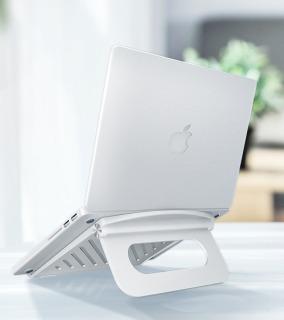 Giá đỡ laptop stand nhựa ABS MOCATO M305 hỗ trợ tản nhiệt có thể gấp gọn chỉnh độ cao để laptop, ipad, macbook, surface - Đế tản nhiệt laptop cooler master, macbook, quạt tản nhiệt, đế tản nhiệt thumbnail