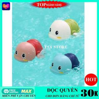 Rùa bơi Đồ chơi nhà tắm siêu cute cho bé thumbnail
