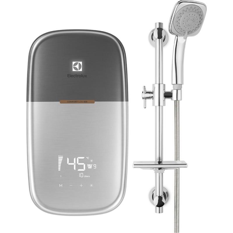 Bảng giá [TRẢ GÓP 0%] Máy nước nóng Electrolux EWE451MB-DST2 - Làm nóng trực tiếp, Công suất máy nước nóng 4500 W, Nút điều khiển Cảm ứng