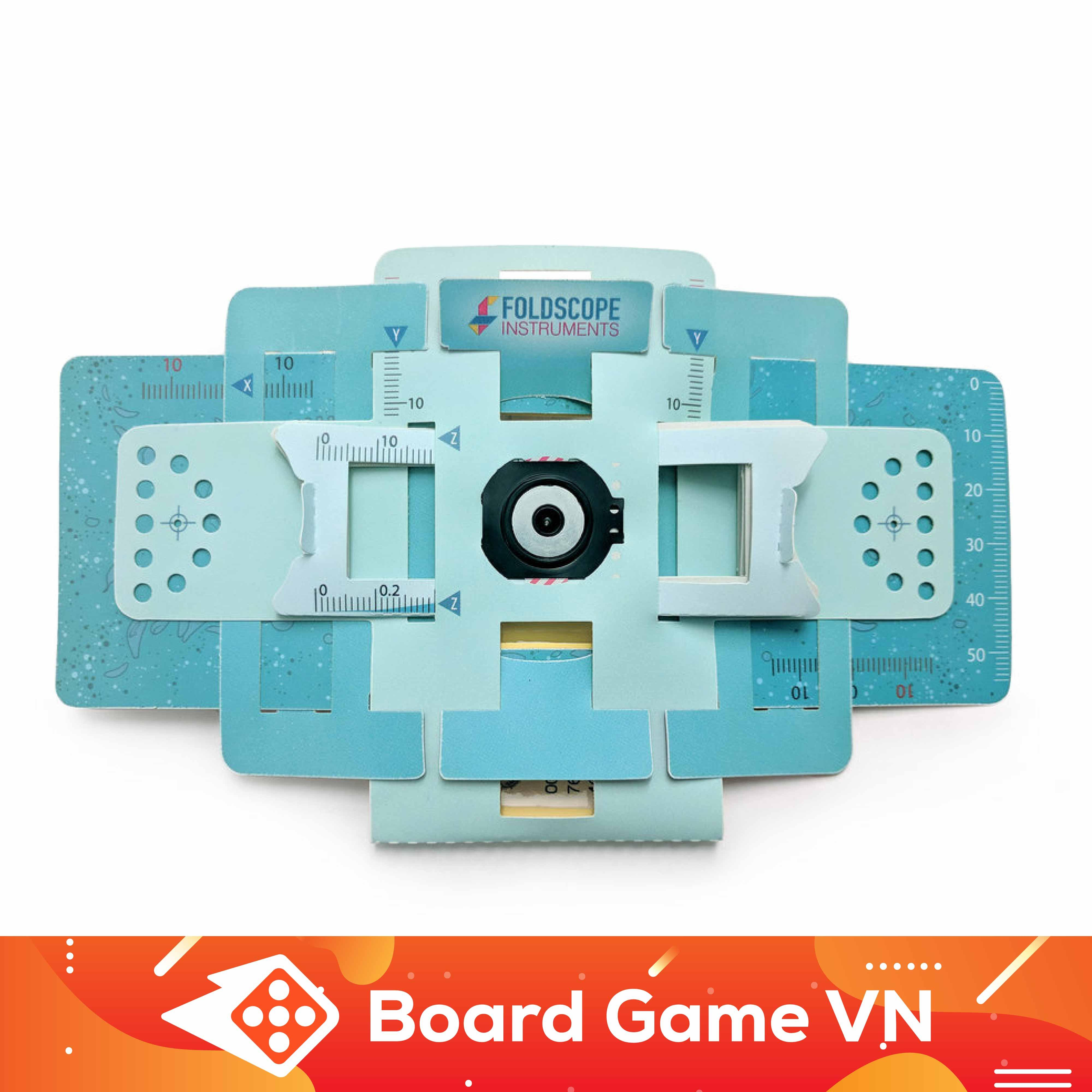 Kính Hiển Vi Giấy Foldscope - Khám Phá Vi Thế Giới Diệu Kỳ Giá Tốt Nhất Thị Trường