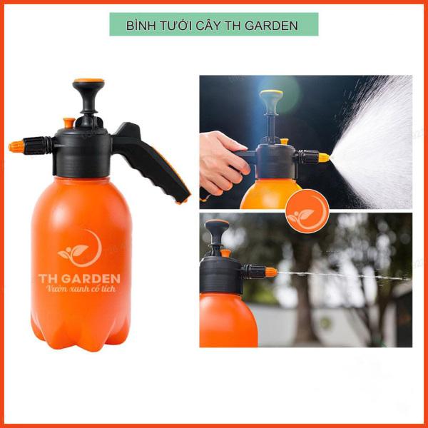 Bình Tưới Cây TH Garden - Bình Xịt Nước Tưới Cây Cảnh, Cây Hoa - Nhựa HDPE cao cấp siêu bền
