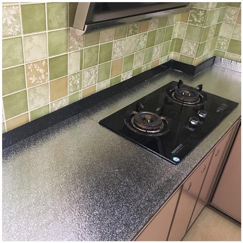 Cuộn giấy bạc dán bếp chống thấm 3mx0.6m