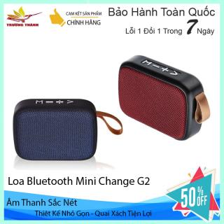 LOA BLUETOOTH MINI CHARGE G2 - máy nghe Nhạc Cầm Tay Không Dây hỗ trợ USB, Thẻ Nhớ, Đài Fm, Cổng 3.5 Nhỏ Gọn thumbnail