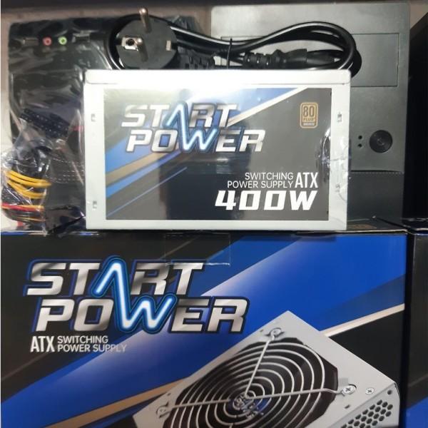 Bảng giá Nguồn Máy Tính 400W Start Power Mới Kéo Card Hình Gtx 750Ti Phong Vũ