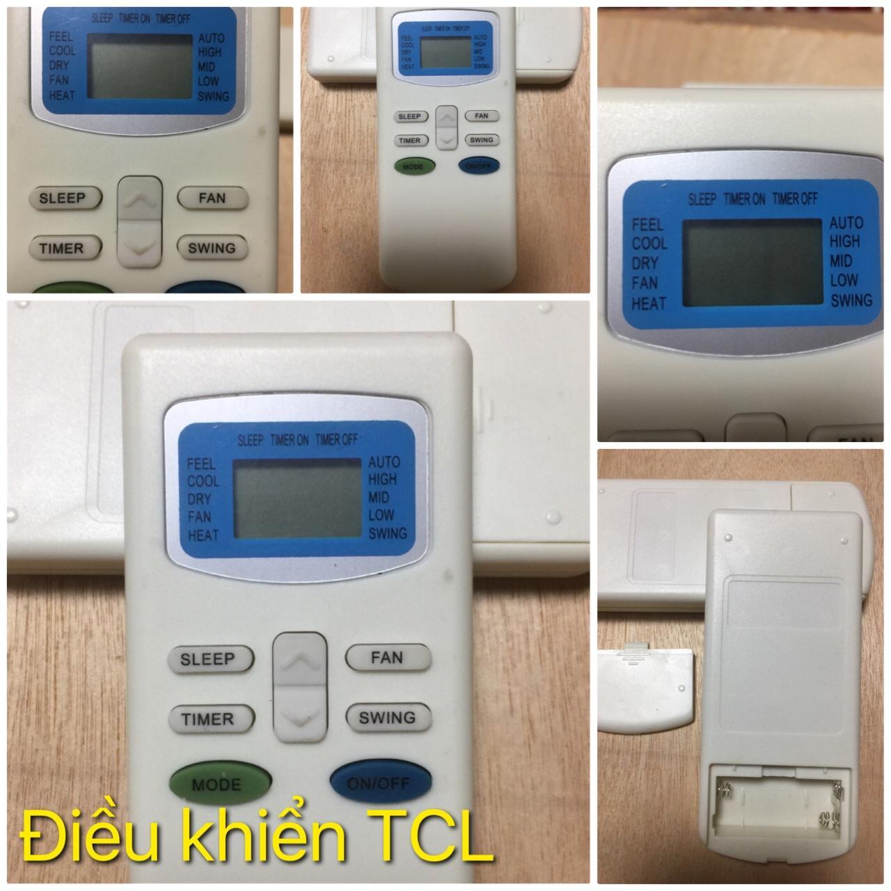 Điều khiển điểu hòa TCL