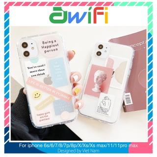 Ốp lưng iphone silicon Life is better dành cho iphone 6 6s 6splus 7 7plus 8 8plus x xs 11 12 pro max plus 12promax- Awifi case t38 thumbnail