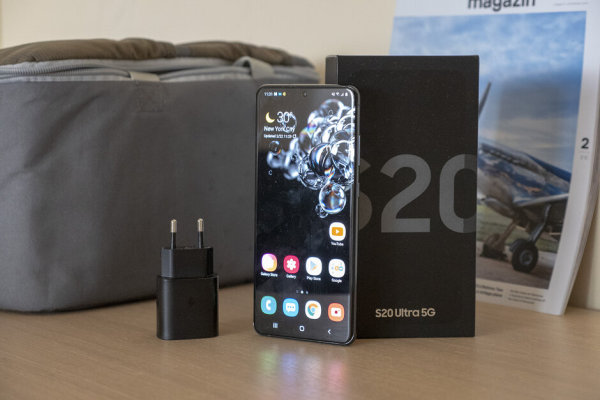 [Trả Góp 0%] Điện Thoại Samsung Galaxy S20 Ultra 5G Hàn Quốc || Snapdragon 865 Ram 12GB Bộ nhớ 256GB | Pin khủng cam zoom 100X Tại Playmobile