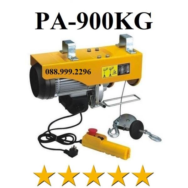 máy tời điện 900kg
