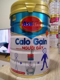 Sữa bột Asuen Calo Gain tăng cân cho người gầy và trẻ nhỏ lon 900g - Sữa tăng cân hiệu quả cho người gầy Calo Gain Asuen 900g thumbnail