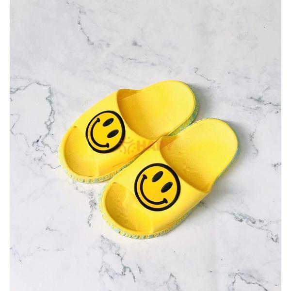 Giá bán Dép mặt cười trẻ em, dép cho bé ngộ nghĩnh, siêu đẹp xịn xò mã T246