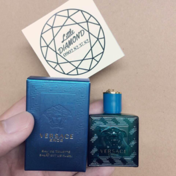 Nước hoa Versace Eros For Men EDT 5ml