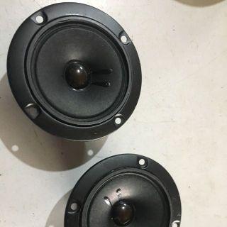 2 chiếc loa TREBLE tròn 2 nam châm chất lượng loại 1 thumbnail
