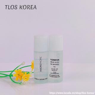 [dành cho da dầu] 5 Chai Sample Nước Hoa Hồng Cấp Nước Amore Pacific Botanical Soothing Toner 5ml x 5 thumbnail