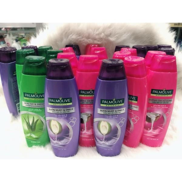 Dầu gội có dầu xả Palmolive dưỡng ẩm, cam kết hàng đúng mô tả, chất lượng đảm bảo an toàn đến sức khỏe người sử dụng