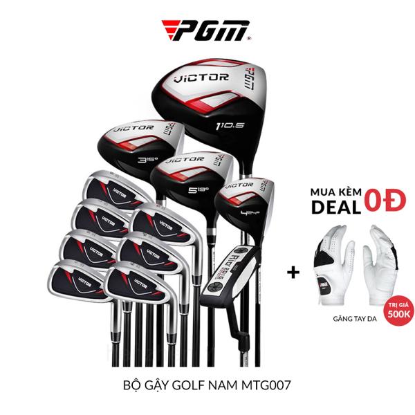 Bộ gậy Golf nam - PGM VICTOR MENS MTG007 GOLF CLUBS