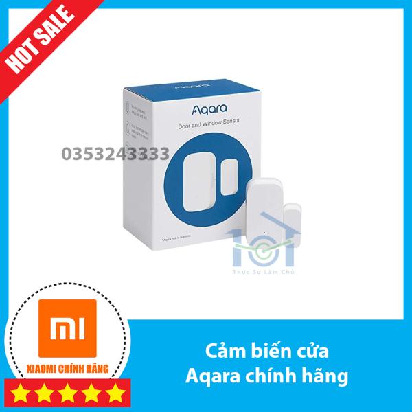 Cảm biến cửa  Aqara tương thích hệ sinh thái Xiaomi App Mihome hoặc Aqara home