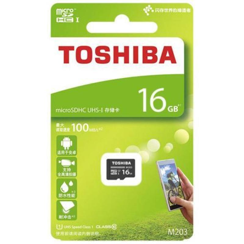 MicroSD Toshiba 16GB FPT. Uy Tín, Chất Lượng.