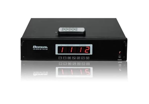 Bộ chuyển đổi thiết bị âm thanh Switch Box Bonus Audio SW VAS-268