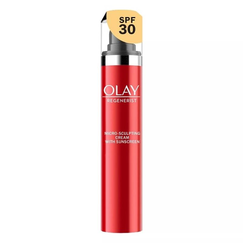 [HCM]Kem dưỡng ẩm Olay Regenerist Micro-Sculpting Cream với Sunscreen Broad Spectrum SPF 30 (50ml) giá rẻ